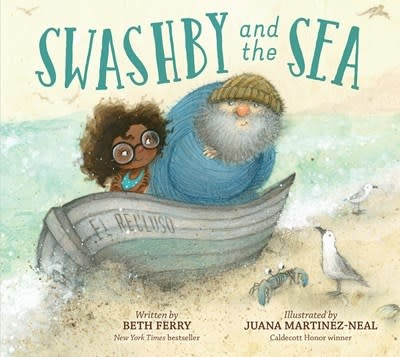 HMH Books for Young Readers Swashby and the Sea
