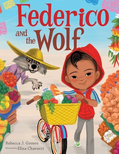Clarion Books Federico and the Wolf