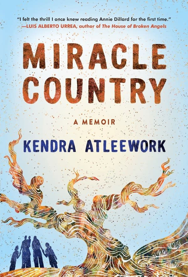 Algonquin Books Miracle Country: A Memoir