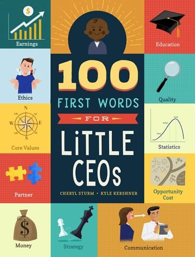 Familius 100 First Words for Little CEOs