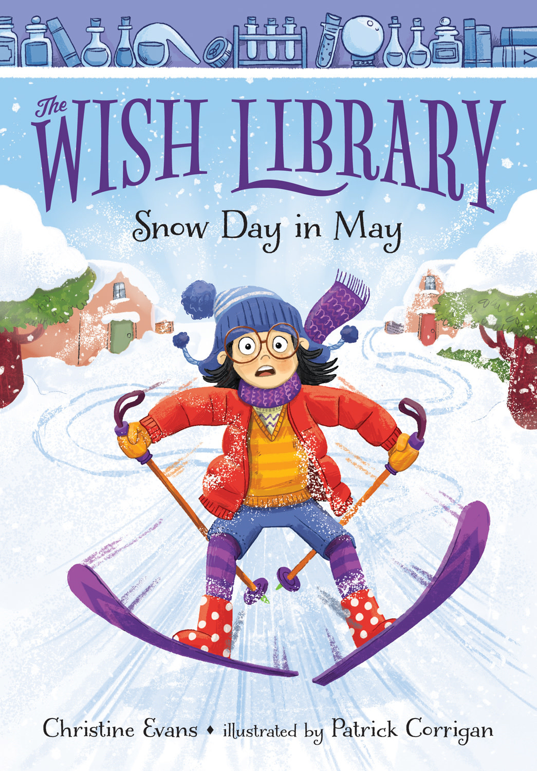 Albert Whitman & Company The Wish Library: Snow Day in May