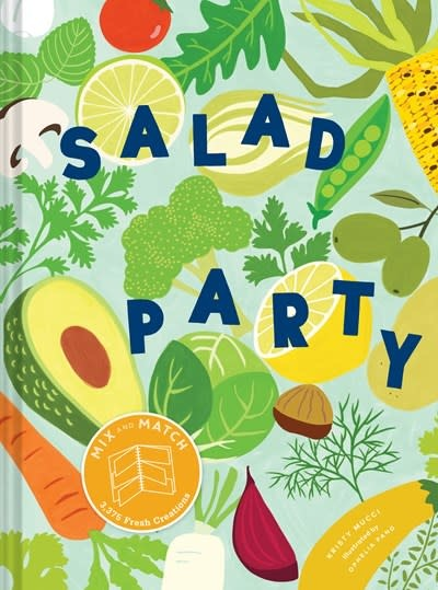 Chronicle Books Salad Party