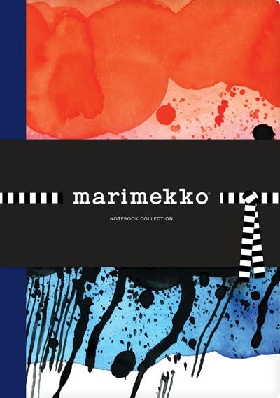 Chronicle Books Marimekko Notebook Collection (Saapaivakirja/Weather Diary)