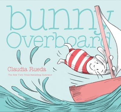 Chronicle Books Bunny Overboard