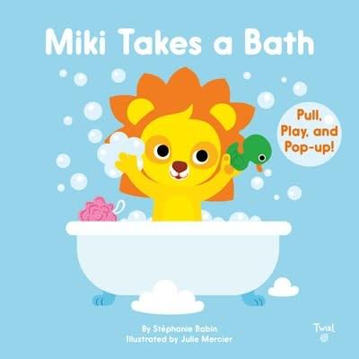 Twirl Miki Takes a Bath