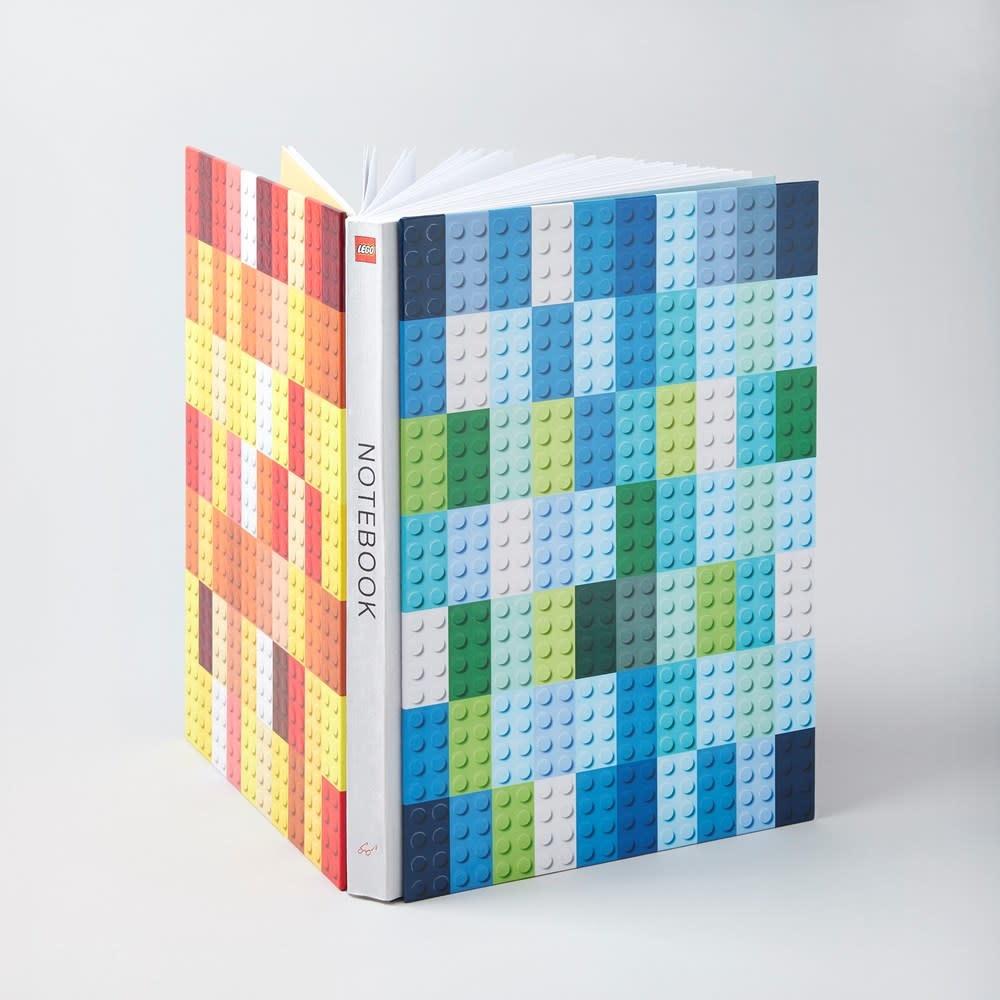 Chronicle Books LEGO Brick Notebook