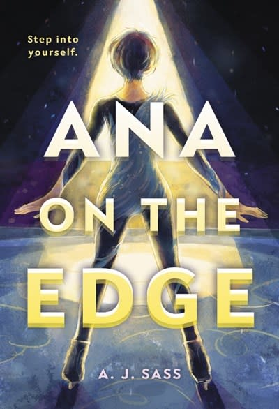 Little, Brown Books for Young Readers Ana on the Edge