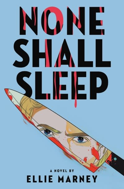 Little, Brown Books for Young Readers None Shall Sleep