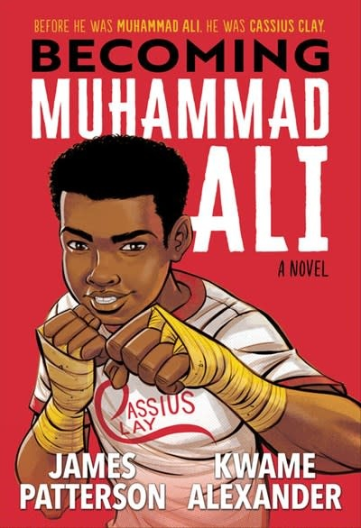jimmy patterson Becoming Muhammad Ali