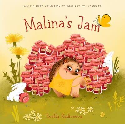 Disney Press Malina's Jam