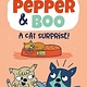 Little, Brown Books for Young Readers Pepper & Boo: A Cat Surprise!