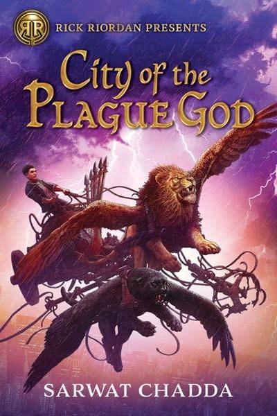 Rick Riordan Presents City of the Plague God