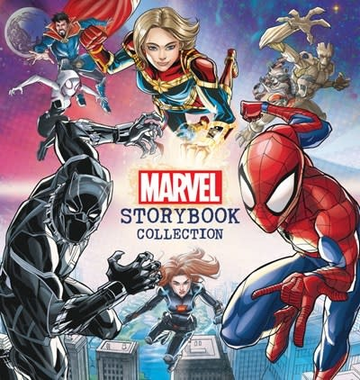 Marvel Press Marvel Storybook Collection