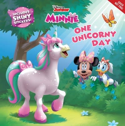 Disney Press One Unicorny Day