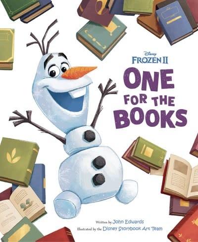 Disney Press Disney Frozen 2: One for the Books