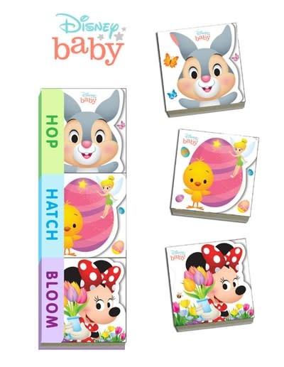 Disney Press Disney Baby Hop, Hatch, Bloom