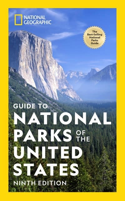 National Geographic National Geographic Guide to National Parks of the United States 9th Edition