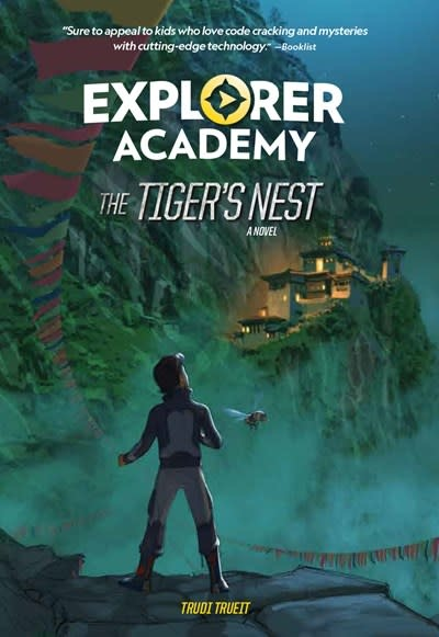 Under the Stars Explorer Academy: The Tiger's Nest (Book 5)
