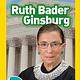 National Geographic Kids Ruth Bader Ginsburg (National Geographic Readers, Lvl 3)