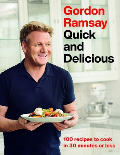 Grand Central Publishing Gordon Ramsay Quick and Delicious