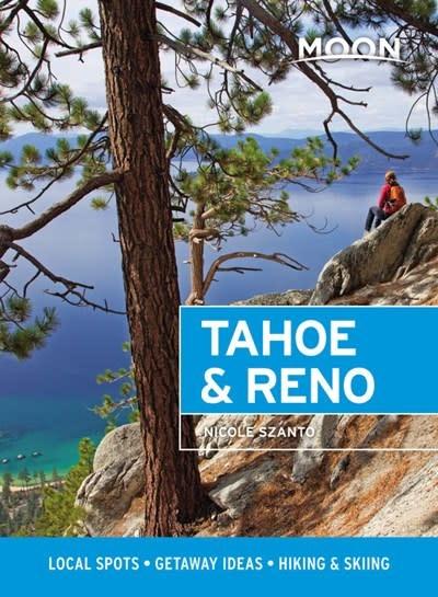 Moon Travel Moon Tahoe & Reno