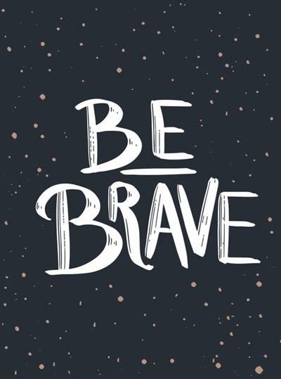 Summersdale Be Brave