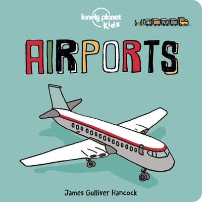 Lonely Planet Airports