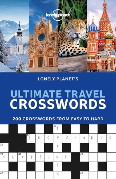 Lonely Planet Lonely Planet's Ultimate Travel Crosswords