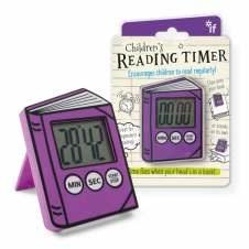 Children's Reading Timer - Purple