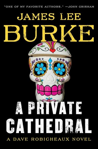 Simon & Schuster A Private Cathedral: A Dave Robicheaux Novel