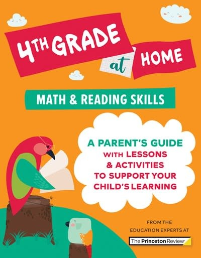 Princeton Review 4th Grade at Home
