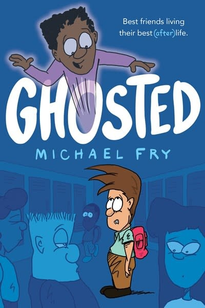 HMH Books for Young Readers Ghosted