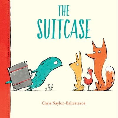 HMH Books for Young Readers The Suitcase