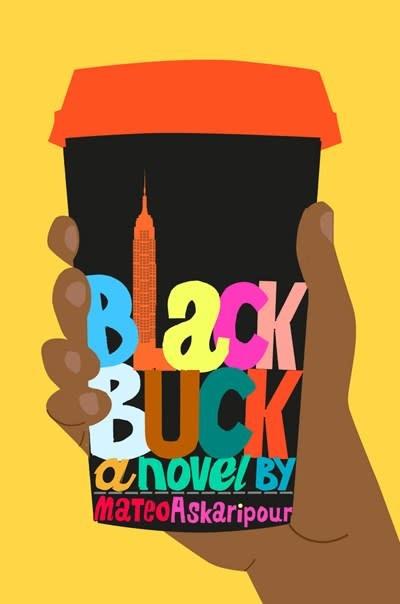 Houghton Mifflin Harcourt Black Buck: A novel
