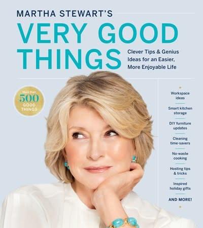 Houghton Mifflin Harcourt Martha Stewart's Very Good Things