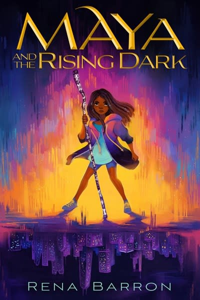 HMH Books for Young Readers Maya and the Rising Dark