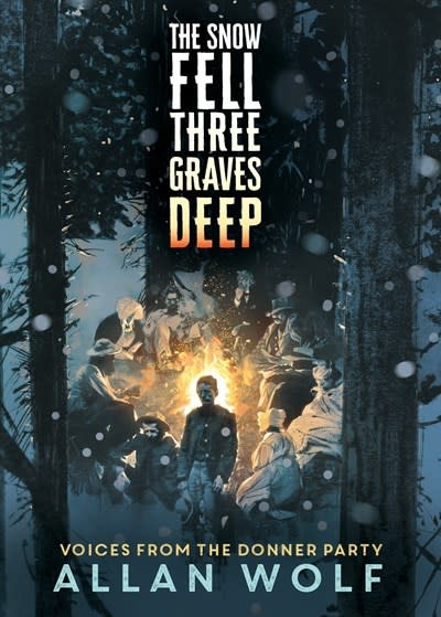 Candlewick The Snow Fell Three Graves Deep