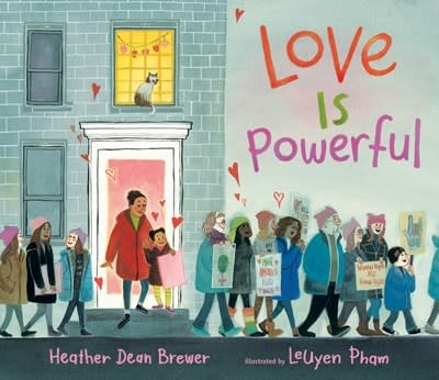 Candlewick Love Is Powerful