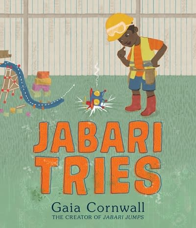 Candlewick Jabari Tries