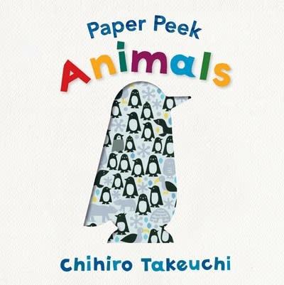 Candlewick Studio Paper Peek: Animals