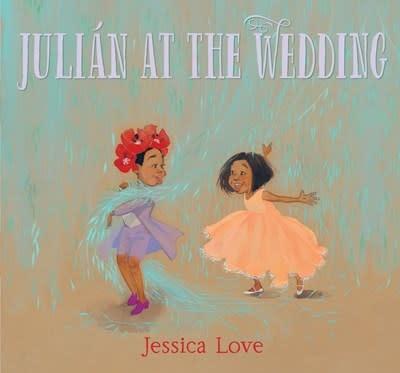 Candlewick Julian at the Wedding