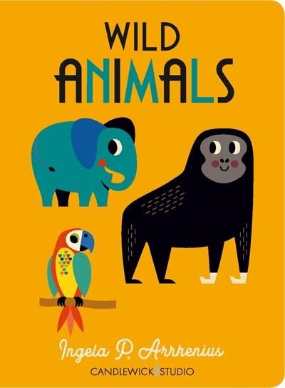 Candlewick Studio Wild Animals