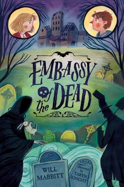 Walker Books US Embassy of the Dead