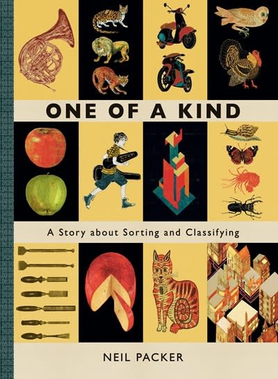 Candlewick Studio One of a Kind: A Story About Sorting and Classifying