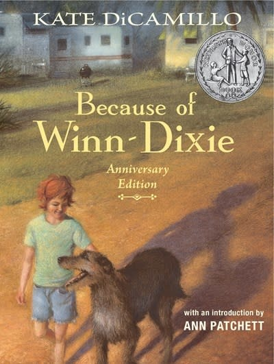 Candlewick Because of Winn-Dixie (Anniversary Edition)