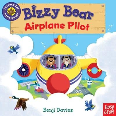Nosy Crow Bizzy Bear: Airplane Pilot