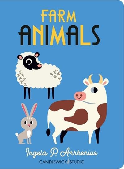 Candlewick Studio Farm Animals
