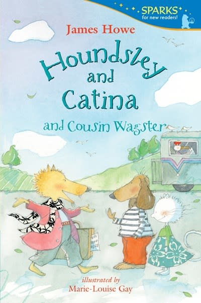 Candlewick Houndsley and Catina and Cousin Wagster