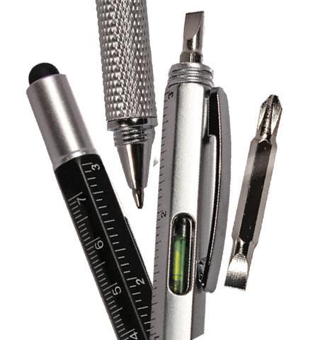 6 in 1 Tool Pen