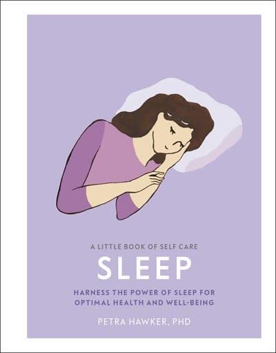 DK A Little Book of Self Care: Sleep